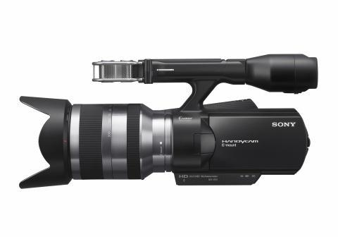 Handycam NEX-VG10 von Sony_11