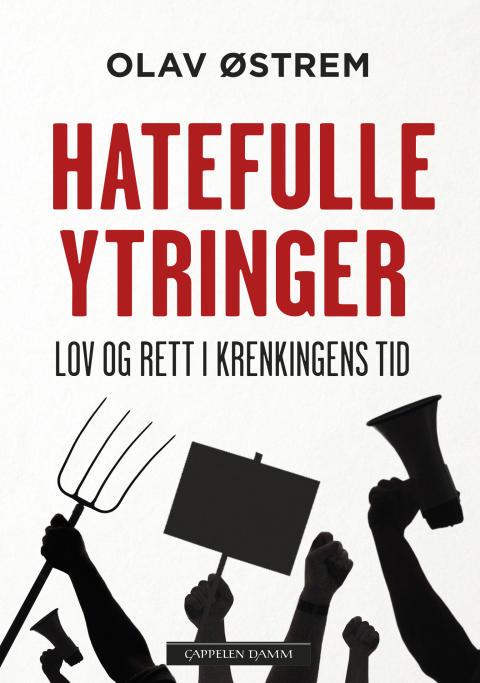 Grensene for hatefulle ytringer er et prekært tema, sier bokaktuelle Olav Østrem.