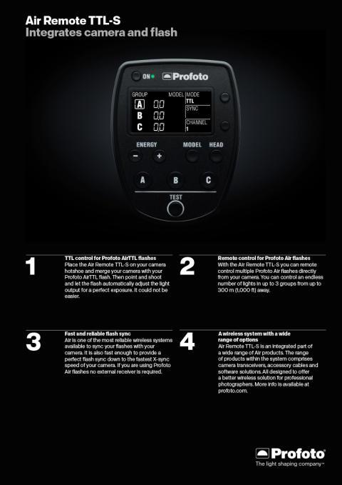 Sony y Profoto anuncian colaboración y su primer producto interoperable para fotógrafos profesionales