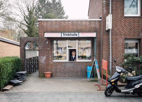 Kiosk Jutta Färber, Dinslaken