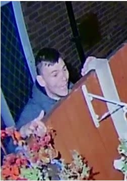 Recognise this man? Detectives think he may have info following a burglary in Aintree