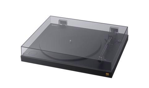 Vinyles en Hi-Res Audio avec la nouvelle platine de Sony