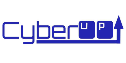 Celebrating the launch of the new CyberUp campaign website