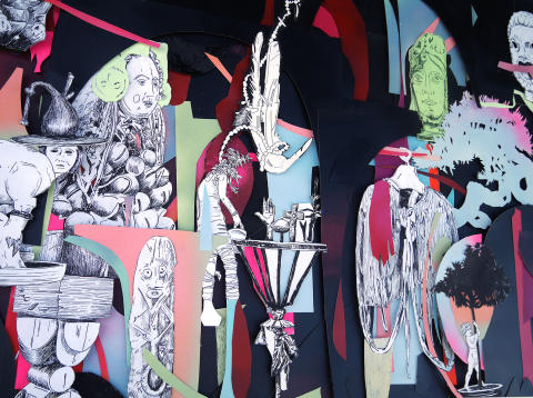 Jonas Liveröd, Collectors Drawing 2