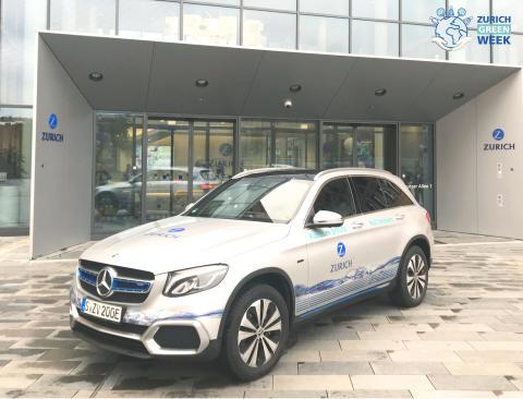 """Alternative Antriebe: Zurich Flotte soll """"grün"""" werden"""