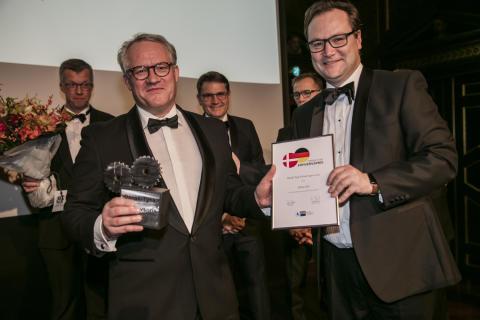 ZÜBLIN A/S gewinnt Deutsch-Dänischen Wirtschaftspreis