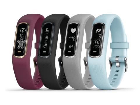 REICHERT+ Press Day in München: Garmin präsentiert Active Lifestyle Produkte