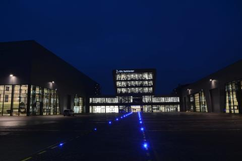 ZAL TechCenter in Hamburg eingeweiht: ZÜBLIN realisierte Schlüsselfertigbau im Auftragswert von rd. 60 Mio. €