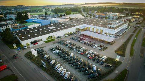 Hedin Automotive har inngått en avtale om kjøp av den BMW-eide forhandleren Zürich-Dielsdorf
