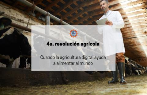 El campo está experimentando su cuarta revolución!