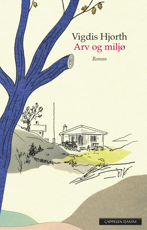 Arv og miljø av Vigdis Hjorth er blant årtusenets beste bøker, mener danske Berlingske