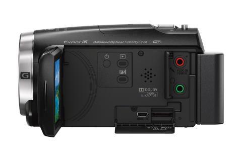 HDR-CX625 von Sony_06