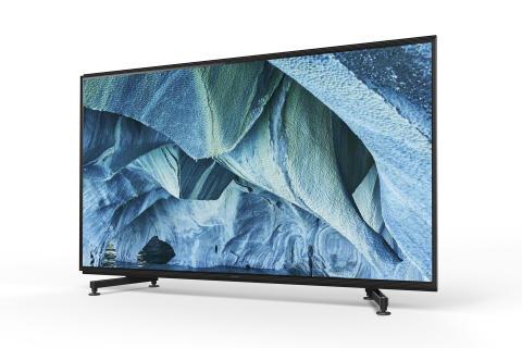 Sony dopolnjuje družino televizorjev MASTER Series z novima izjemno velikima televizorjema 8K HDR Full Array LED ter tremi novimi televizorji 4K HDR OLED