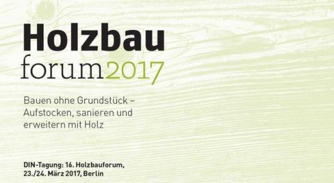 Holzbauforum 2017