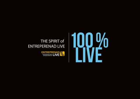 Entreprenad Live 2020 ökar värdet för utställare och besökare.