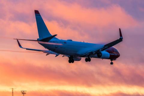 Norwegian fejrer tre millioner passagerer mellem København og London