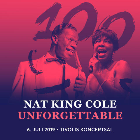 Jazzlegenden Nat King Cole fylder 100 år og hyldes i Tivoli