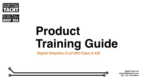 Promotional offer on CLA1000 - Class A AIS Transponder