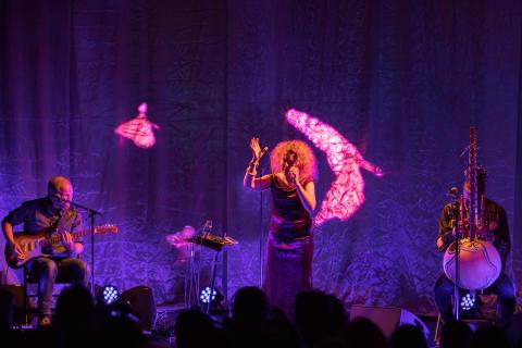 Kristin Asbjørnsen, Oslo Jazzfestival 2019