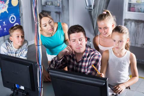 Slipade gamingkunskaper hos föräldrar = färre familjekonflikter