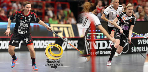 Champions Cup 2016 avgörs i Sverige, Borås 30 september - 2 oktober 2016 Boråshallen