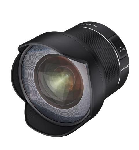 Samyang AF 14mm Objektiv Vollformat