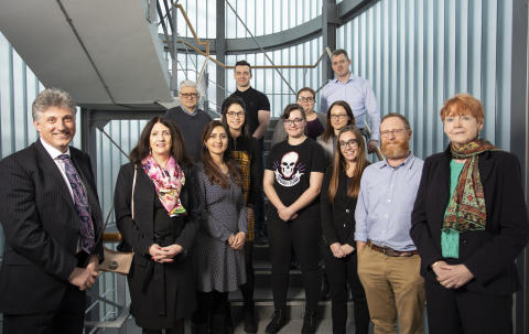 Northumbria hosts international research seminar on criminal justice
