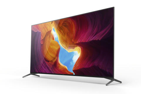 ​Sony introduceert volledig vernieuwde BRAVIA 8K-, OLED- en 4K Full Array LED-TV line-up in de Benelux