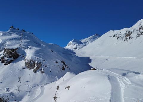 PROJEKT SNOWFARMING: VORPRÜFUNGSBERICHT ABGESCHLOSSEN