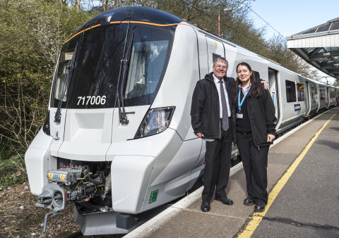 Britain's oldest electric trains replaced with £240m new fleet