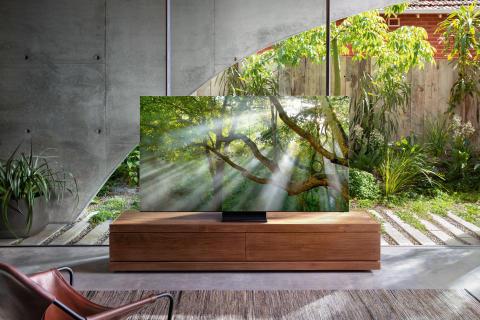 Samsungs TV och ljudnyheter 2020
