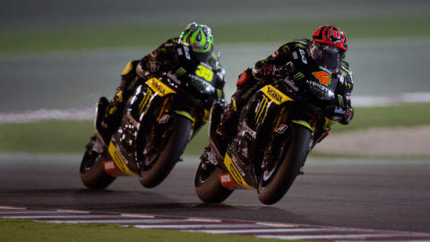 Sesongstart i MotoGP