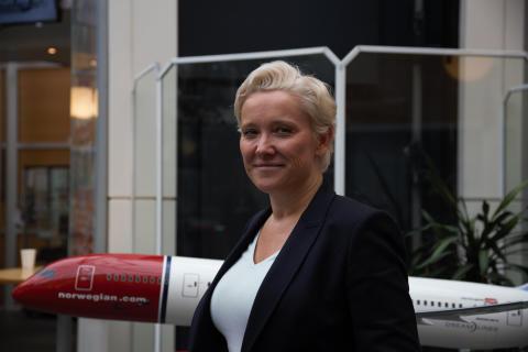 Helga Bollmann Leknes er Norwegians nye HR-direktør