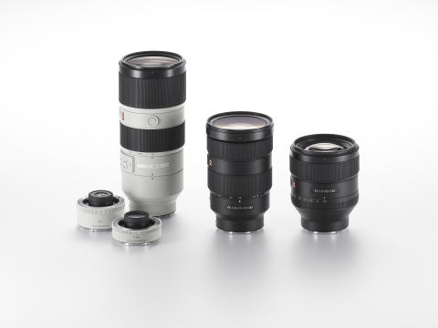 Sony Launches New G Master™ Brand of Interchangeable Lenses