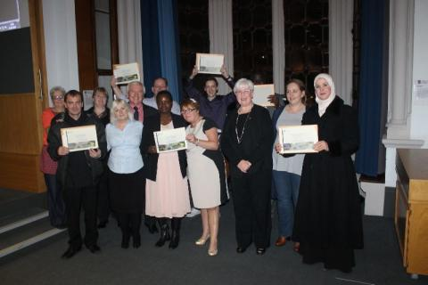 NORTH GLASGOW PEOPLE REALISE POTENTIAL ON ACTIVATE COURSE