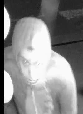 CCTV image of a man officers would like to speak to in relation to a burglary in High Wycombe