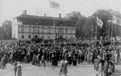 Foto: Alingsås Museums bildarkiv.