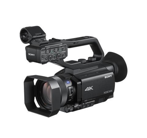 XDCAM® PXW-Z90, NXCAM® HXR-NX80, Handycam® FDR-AX700