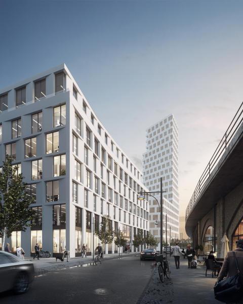 ZÜBLIN Büroteil Alexander-Quartier