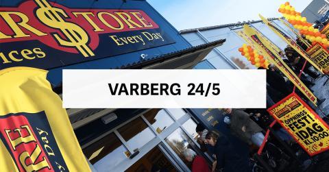 Öppningsfest - DollarStore Varberg