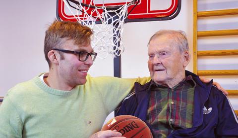Hjälp oss ge fler äldre glädje och mening i vardagen