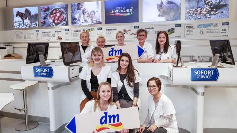 Zweiter dm-Markt in Borken eröffnet am Nikolaustag