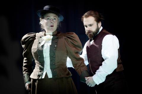 Blanche & Marie / Maria Streijffert (Jeanne Langevin) & Kosma Ranuer (Paul Langevin)