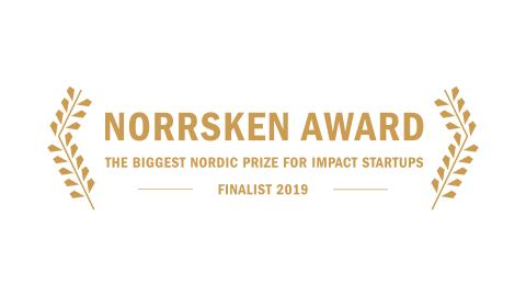 Exeger is a finalist of the Norrsken Award