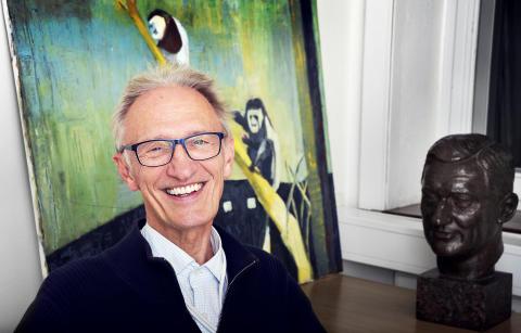 Töres Theorell, professor emeritus vid Stressforskningsinstitutet, vid Stockholms universitet.