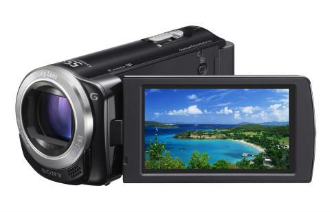 Handycam HDR-CX250E_von Sony_Schwarz_01.jpg