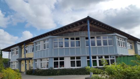 Bauarbeiten an Schwanebecker Schule vor dem Abschluss