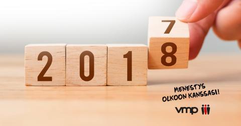 Asiakaskokemusblogi 12/17: katse menneeseen ja tulevaan!