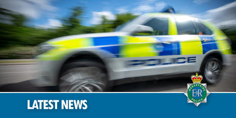 Four charged following stop of suspected stolen car from Wirral to Liverpool on Wednesday