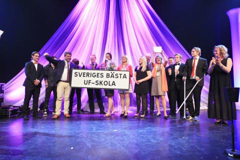 Åtvidaberg har bästa skolan för unga företagare